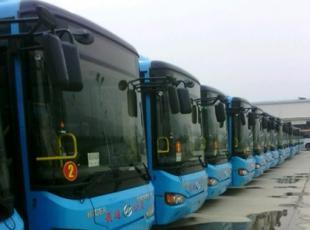 首批19台空调天然气易胜博官网车即将投入使用