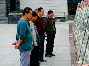 羲通易胜博官网集团组织优秀职工参观两当红色革命教育基地